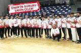 İzmir BŞB'nin Balkan Şahin'i