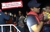 İzmir'de 282 düzensiz göçmen yakalandı