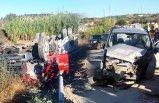 İzmir'de feci kaza: 1'i çocuk 6 yaralı!