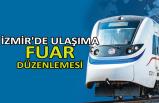 İzmir'de ulaşıma Fuar düzenlemesi