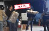 İzmir'de 1 ton uyuşturucu madde ele geçirildi