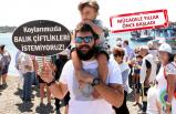 İzmir'in 2 ilçesinde 'çiftlik' eylemi