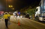 İzmit'te zincirleme kaza: 3 ölü