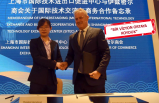 İZTO'dan, Çin ile iyi niyet anlaşması