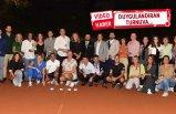 Küçük Kulüp'te Derin Erpulat anısına anlamlı turnuva sona erdi