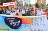 Kültür, sanat ve yaşam festivalinde renkli görüntüler