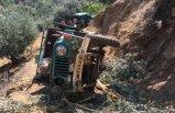 Nazilli'de cip devrildi: 1 ölü, 5 yaralı