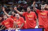 Şampiyon İspanya! 20 sayı fark...