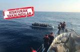 Seferihisar ve Gümüldür açıklarında 101 kaçak göçmen yakalandı