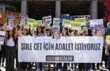 Şule Çet davasında yeni skandal! Yayın yasağı talep edildi