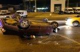 Trafikte telefon yine kazaya yol açtı!