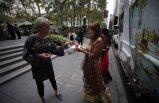 Türk kahvesi Amerika sokaklarında bedava dağıtıldı