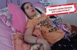 10 yaşındaki Ceren için kök hücre tedavisi umudu
