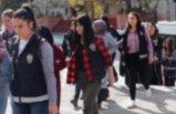 41 kadın polise FETÖ gözaltısı