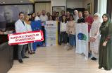 AIESEC'li öğrenciler ingilizce öğretiyor