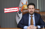 AK Partili Çiftçioğlu'ndan 'zorla bağış' iddiası