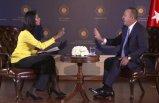 Bakan Çavuşoğlu BBC'ye konuştu: Eğer YPG unsurları...