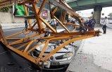Bakırköy'de akılalmaz kaza