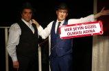 Başkan Batur, Güzellikler Adına, Sanatçılar ve Sanatseverlerle Yan Yana