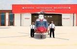 O belediye, helikopterini satıyor!