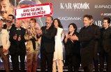 Cem Yılmaz 'Karakomik Filmler' galası yapıldı