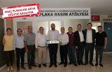 Çiğli'de Plaka Basımı Başladı
