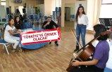 Çocuk Senfoni Orkestrası'na büyük ilgi