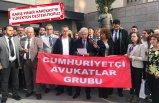 Cumhuriyetçi avukatlardan İzmir Barosu'na tepki
