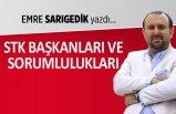 Emre Sarıgedik yazdı: STK başkanları ve sorumlulukları