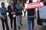 İş insanlarını 10 milyon TL dolandırdığı iddia edilenlere tutuklama