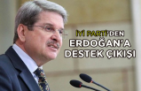 İYİ Parti'den Erdoğan'a destek çıkışı