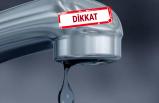 İzmir'de 5 saate varan su kesintisi