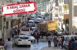 İzmir'de büyük felaketten dönüldü