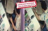 İzmir'de hırsızlık anı güvenlik kamerasında