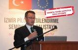 İzmir'de YİKOB bilgilendirme semineri düzenlendi