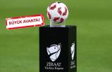 İzmir takımlarının kupadaki rakipleri belli oldu
