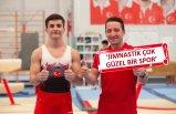 İzmirli 15 yaşındaki jimnastikçi İtalya'da altın kazandı