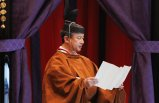 Japonya'nın yeni imparatoru tahta çıktı