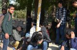 Kaçak göçmenleri, 'İstanbul' diye Batman'da indirdiler