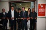 Karşıyaka'nın yeni kütüphanesi açıldı