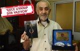 'Milyoner Ali', taksicilikten emekli olup, şiir kitabı çıkardı