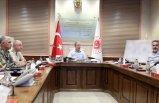 MSB'de 'Barış Pınarı Harekatı' zirvesi
