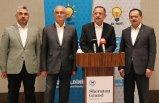 Özhaseki'den yerel yönetimler yasası açıklaması