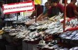 Pazaryerlerindeki balık tezgahları için 'sağlıksız' uyarısı