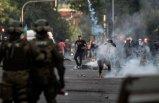 Şili'deki gösterilerde bugüne kadar 20 kişi hayatını kaybetti