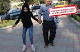 Suriye'deki savaşta bacağını kaybeden Nur, şimdi patenle kayıyor