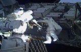 Tarihte bir ilk: 2 kadın astronottan uzay yürüyüşü