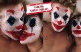 Ünlü çiftten seksi 'Joker' paylaşımı