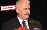 Yıldırım'dan İzmir'de 'Barış Pınarı' mesajı