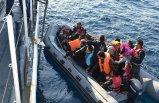 Yunanistan'dan, ilk on ayda 25 bin 404 düzensiz göçmen ülkemize itilmiştir